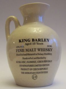 2005 Midwest Miniature Bottle Club Jug – Back side