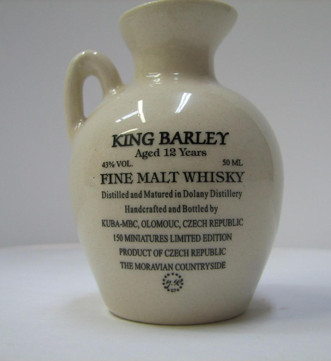 2007 Midwest Miniature Bottle Club Jug – Back side